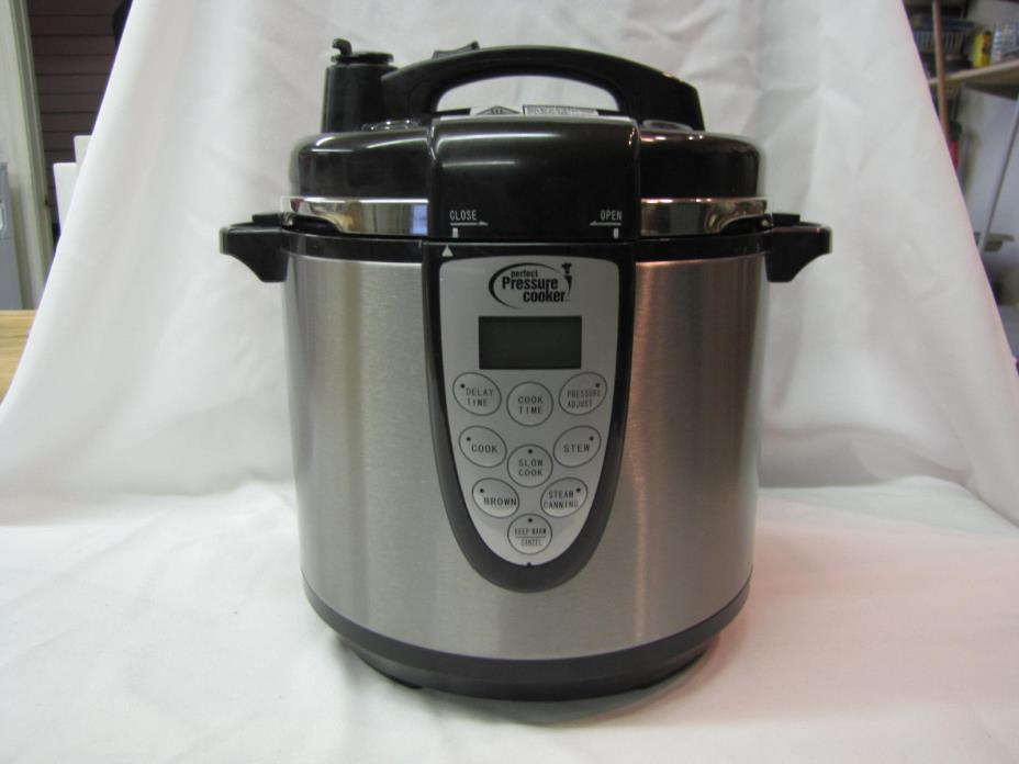 3.5 qt ~ Perfect Electric Pressure Cooker ~ Never Used