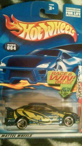 HOT WHEELS CIVIC TURNERS COLLECTOR NO. 064 SEALED