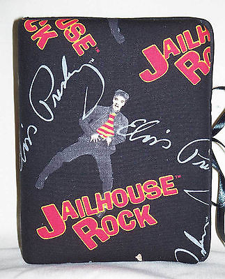Elvis Presley Jailhouse Rock Handcrafted Handmade Photo Album Holds 80 4