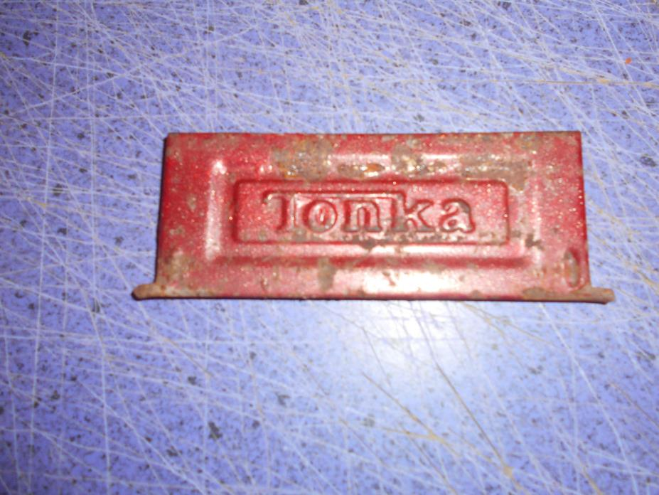 tonka dodge truck tailgate for parts