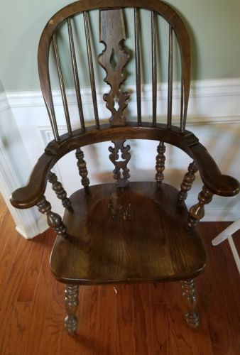 Ethan Allen Windsor Chair For Sale Classifieds