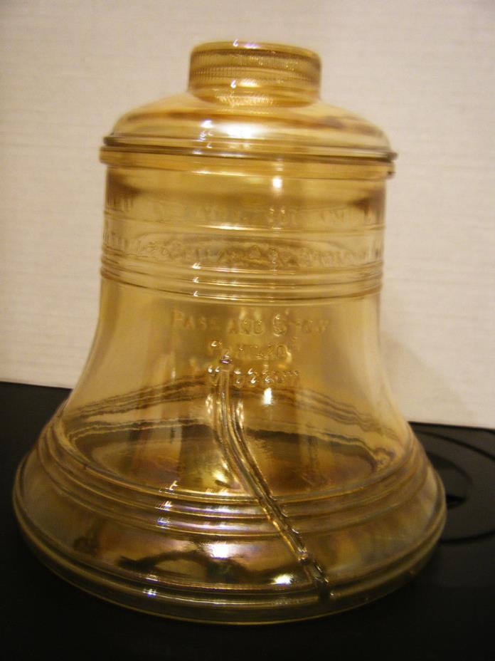 Bartlett Collins Liberty Bell Cookie Jar Bicentennial
