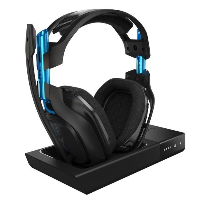 Astro A50 Wireless + Base Station FOR PS4/PC - Black