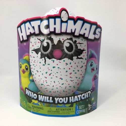 Hatchimals Interactive Pengualas Draggles Wal-Mart Exclusive