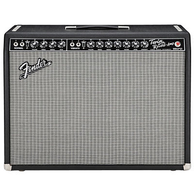 FENDER '65 Twin Reverb All-Tube Guitar Amp