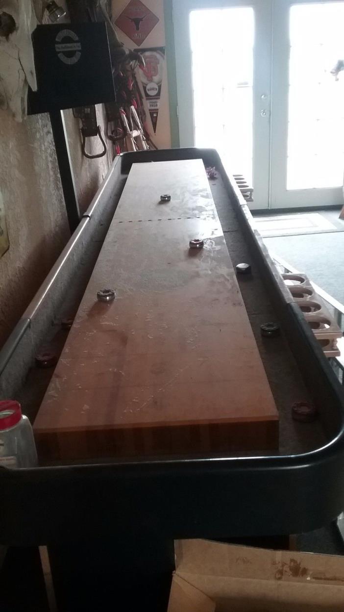 Electronic LED Shuffleboard