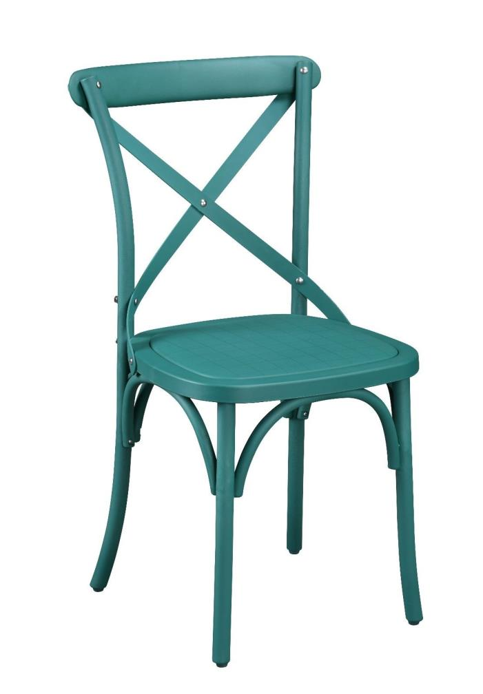SUPERNOVA Sets Of Two Recycled Nylon Dining Chairs