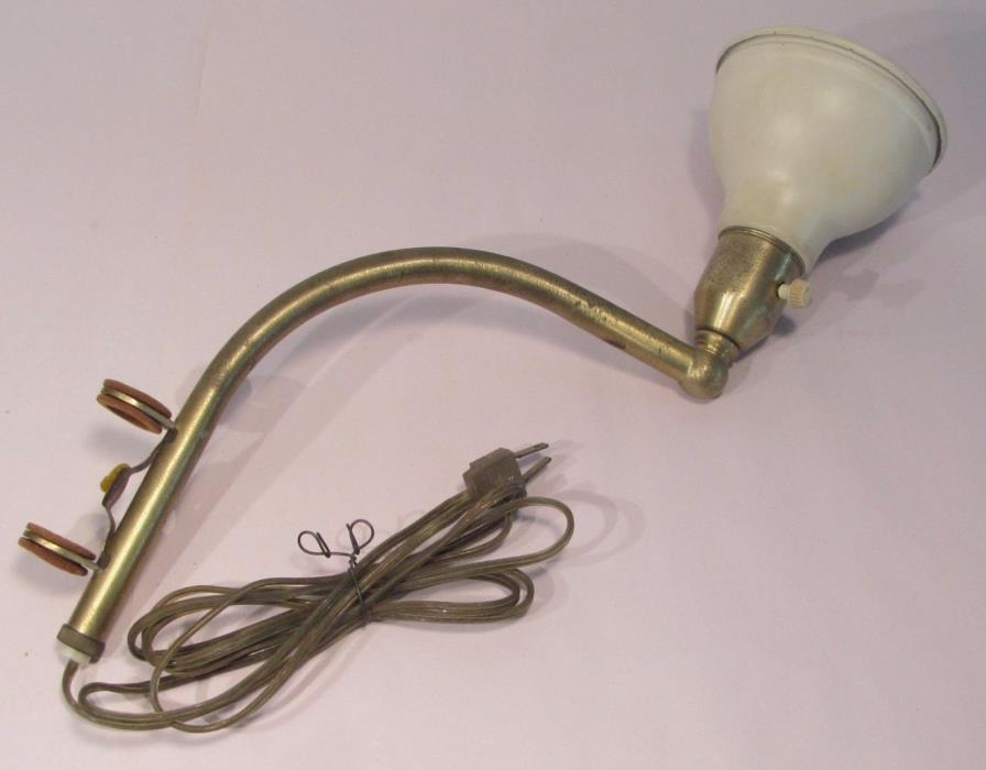 Vintage Arm for M. G. Wheeler Sight Light Floor Lamp
