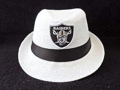 Raiders / kids fedora hat