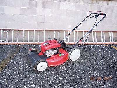TROY BILT LAWN MOWER FRONT WHEEL DRIVE