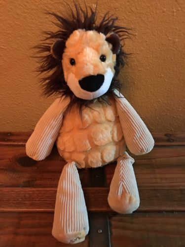 Scentsy Buddy Roarbert The Lion Retired Limited Edition Full Size Plush