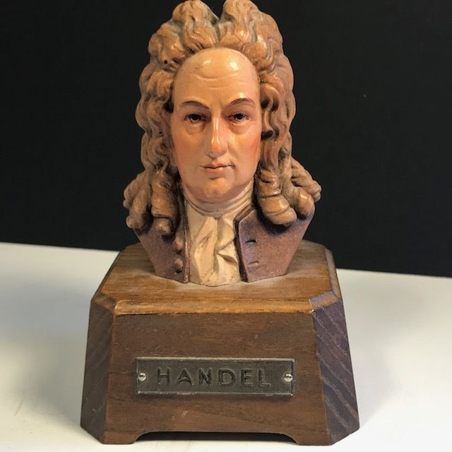 VINTAGE HANDEL MUSIC BOX REUGE LARGO SWISS MUSICAL MOVEMENT HAENDEL ANRI CANRI