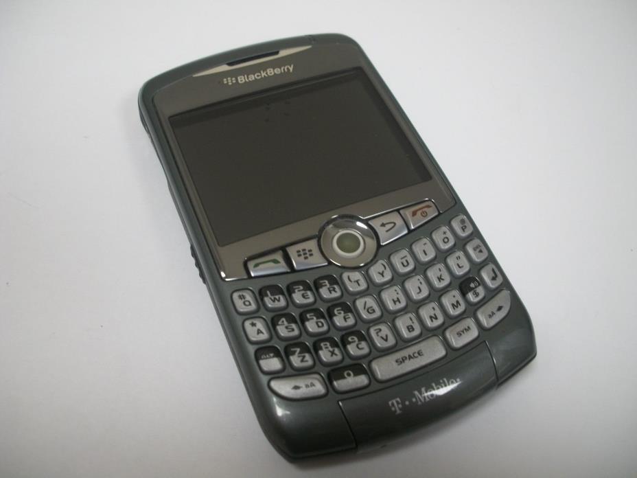 BLACKBERRY 8320 TITANIUM (T..MOBILE CELL PHONE)