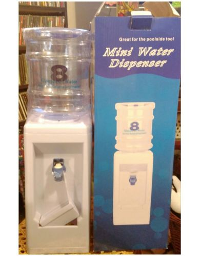?NEW? Mini Water Beverage Dispenser ~  8 Glasses 2.5 Liter Boxed
