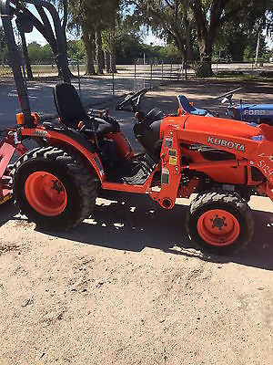 2012 Kubota B2920 4x4 Hydro Compact Tractor w/ Loader. Coming in Soon!
