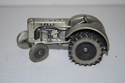 1/43 Case 500 Pewter Tractor by Spec Cast, hard to find