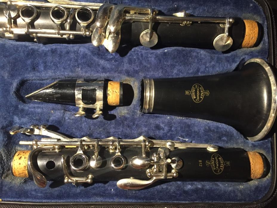Buffet crampon A Paris clarinet