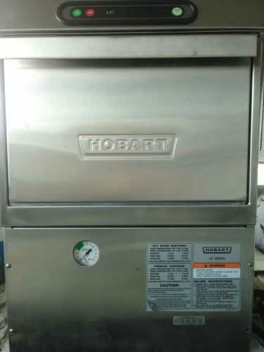 Hobart lxih commercial under counter dishwasher!