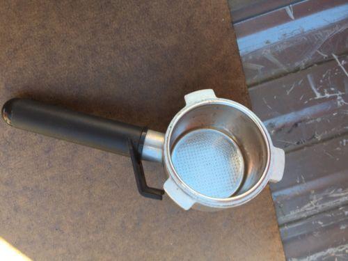 Krups Espresso Machine 963 OEM Filter Arm & Filter Basket Parts