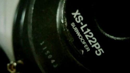 -Sony XS-L122P5 - Car Subwoofer 12