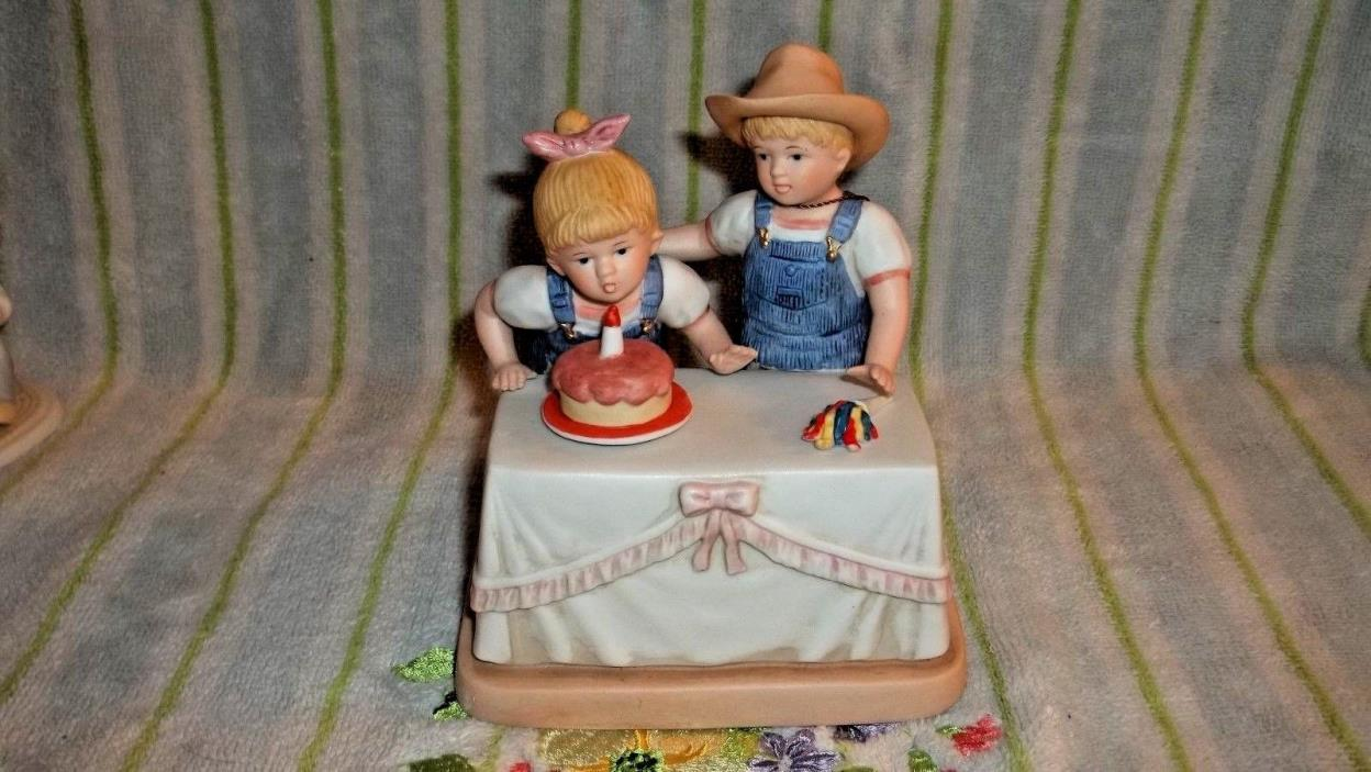 Home Interior Denim Days Figurines For Sale Classifieds