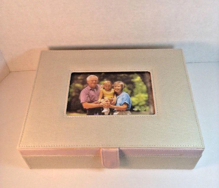 Keepsake Box Photo Holder 6x4-Picture