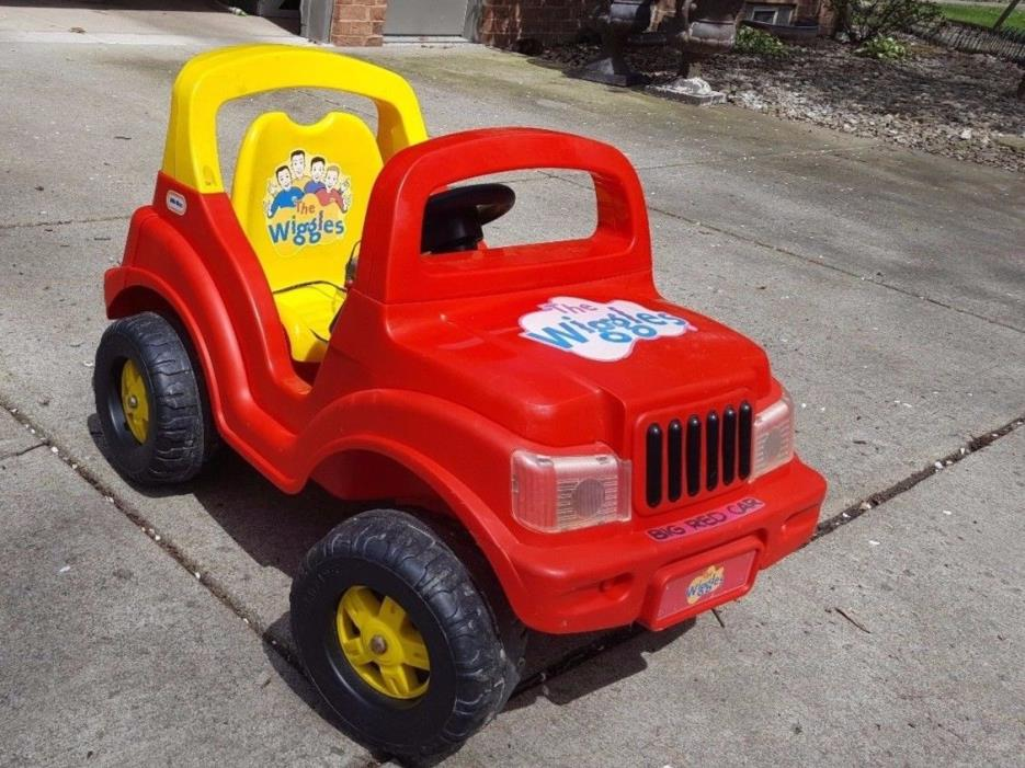 Big 6 wheel for sale classifieds for Little tikes motorized vehicles