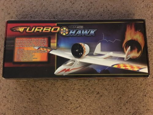 Wattage Turbo Hawk R.C. Airplane