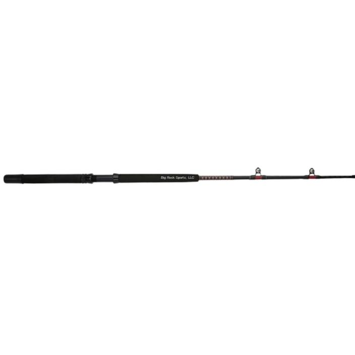 NEW Shakespeare Ugly Stik Bigwater Cast Surf Rod, 12' 2pc, 25-50 lb Xtra/Hvy