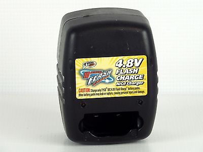 Tyco RC 10 Minute FLASH CHARGE 4.8v Ni-Cd NICD Battery Charger REMOTE CONTROL
