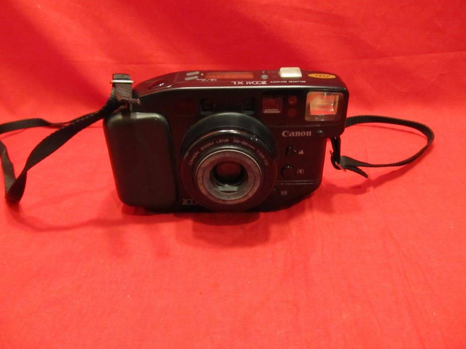 Canon Sure shot Zoom XL  UNTESTED AS IS