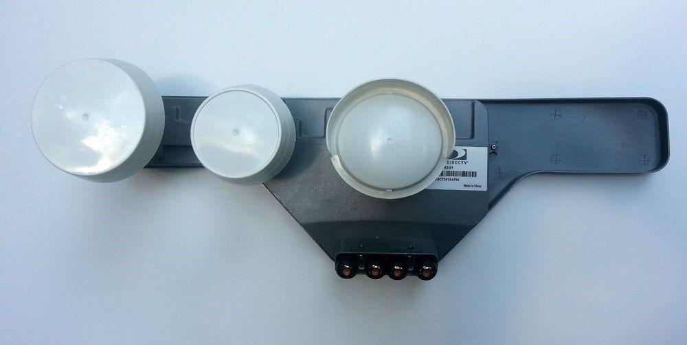 KaKu LNB 5 LOT OF 4 / for Slimline Dish Directv Brand New