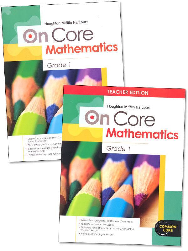 1st Grade On Core Mathematics Common Core Math Curriculum Homeschool 1 Teacher