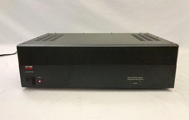 Adcom GFA-545 2 Channel Power Amplifier