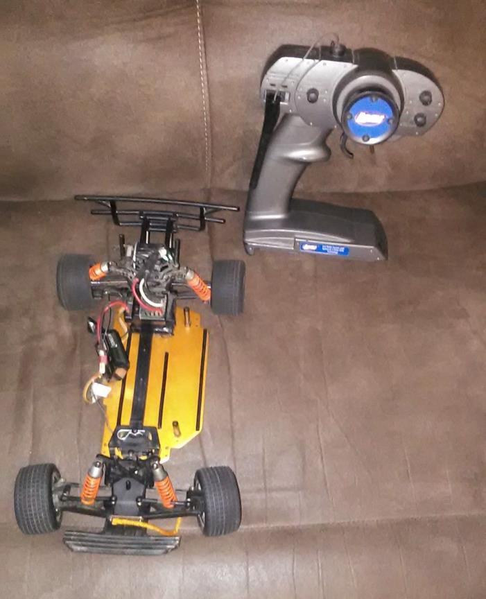 R/C Losi  parts car