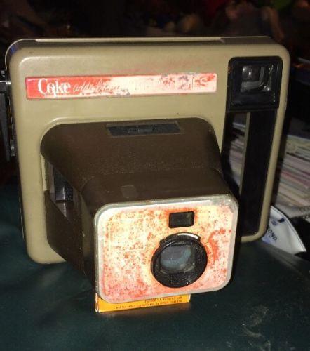 Polaroid Coca Cola Instant Camera Happy Times Ek 2 Coke Version Land 70's