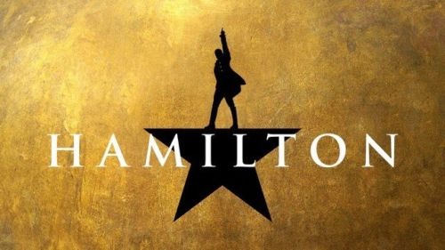 Two 2 Hamilton tickets San Francisco July 23 7/23 1pm Prime Ctr Orchestra Row F