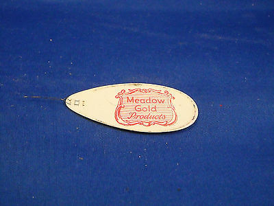 VINTAGE ANTIQUE ADVERTISING NEEDLE THREADER