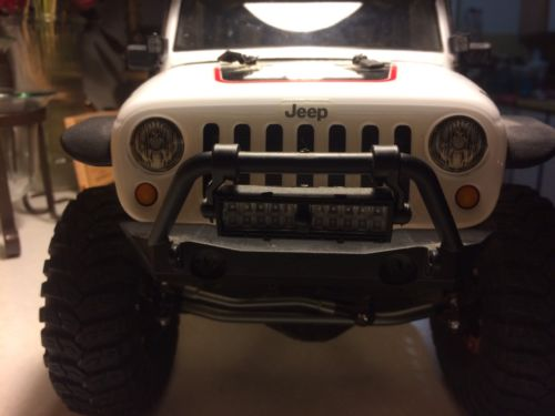 Axial SCX10 Jeep Wrangler C/R edition Body  And Bumper