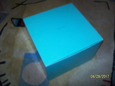 LOT of 2 Authentic Tiffany & Co. big empty boxes each size 12