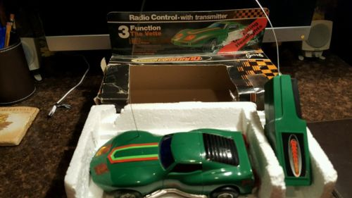 Radio Controlled The Vette George Barris RC car 1979
