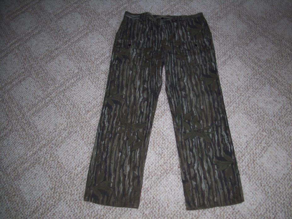 WALLS CAMO HUNTING PANTS SIZE 38 REGULAR MADE IN U.S.A.
