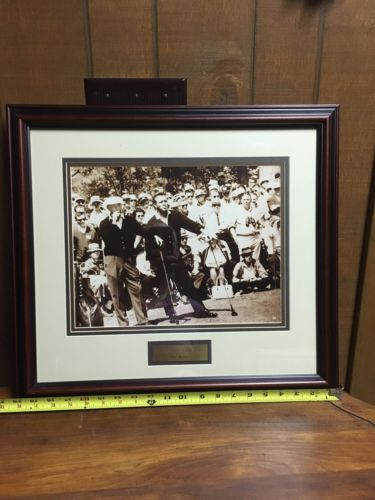 Vintage Ben Hogan & Arnold Palmer 1967 The Masters 18