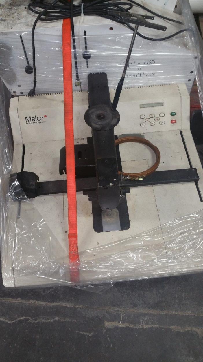 melco emc 1 embroidery machine