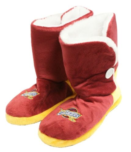 Cleveland Cavaliers Slippers - Womens Boot
