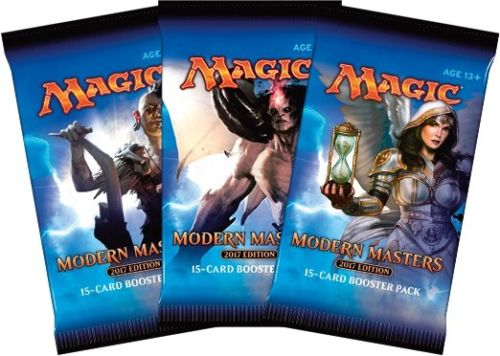 Modern Masters 2017 Sealed Booster Box -- $180 each !!