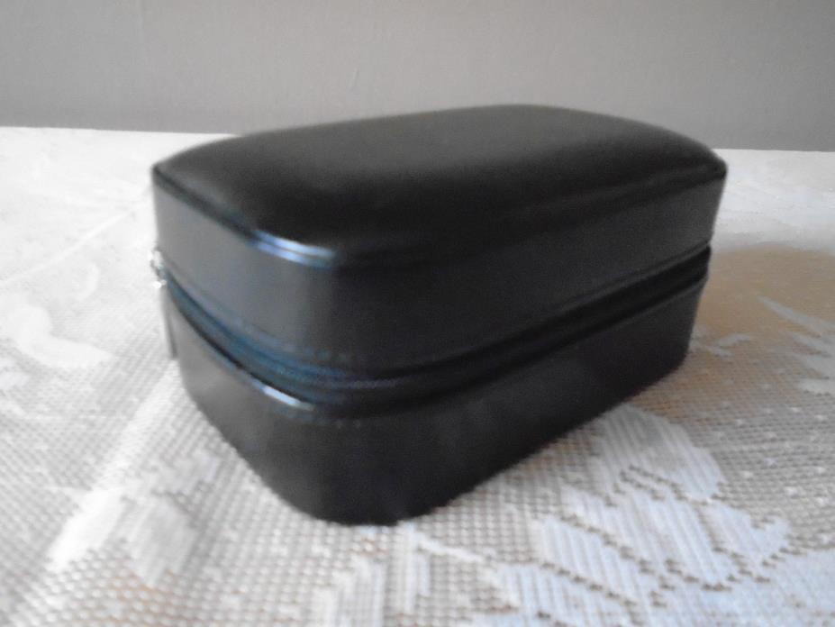 Travel Jewelry Case Ideal for Luggage or Dresser Compartment Travel Case