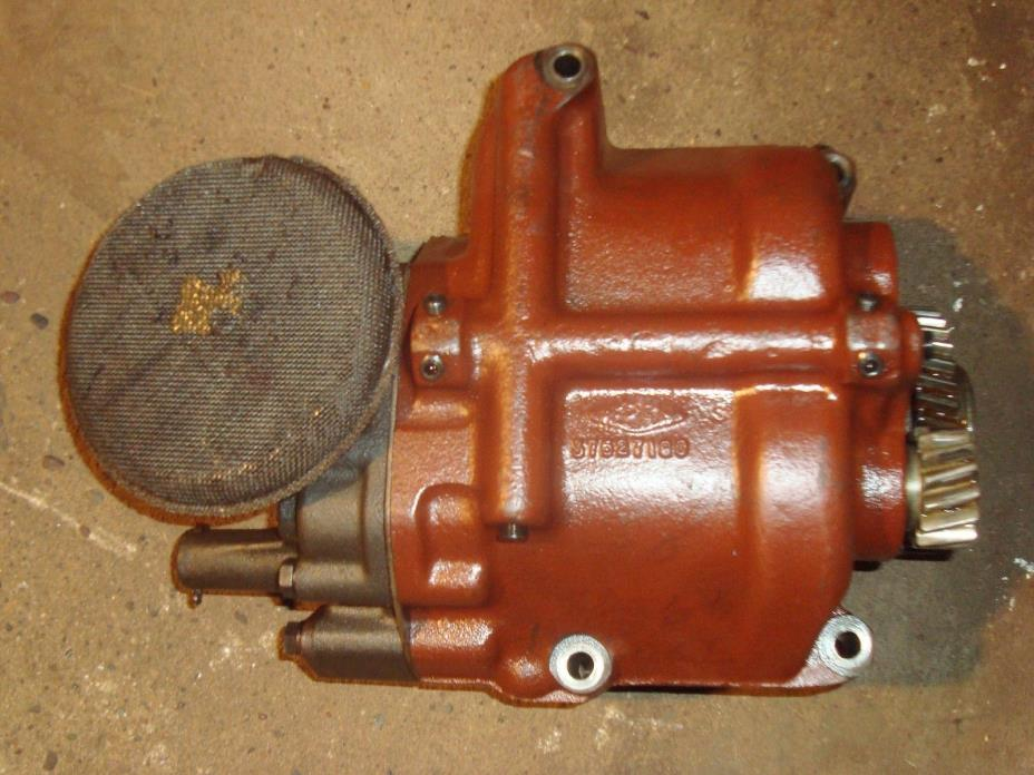 Massey Ferguson Injection Pump For Sale Classifieds