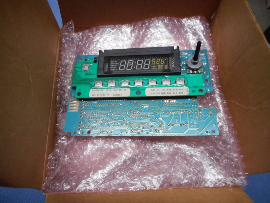 WHIRLPOOL CLOCK 7601P157-60 NO LONGER AVAILIBLE PART WE HAVE NEW IN BOX