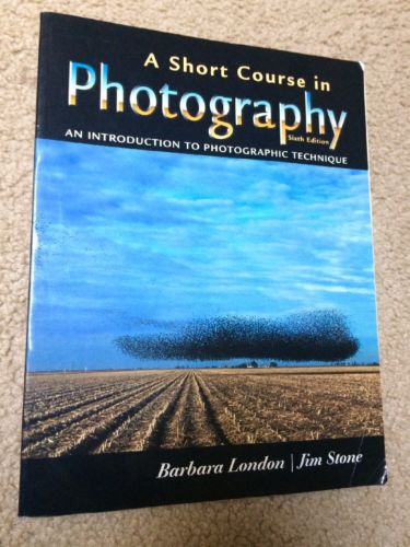 A Short Course In Photography 6th Edition